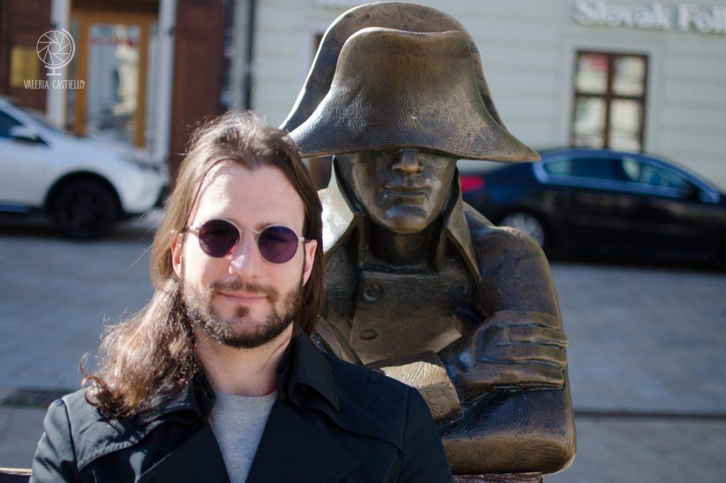 Statua di Napoleone a Bratislava - 10 curiosità su Bratislava e sulla Slovacchia