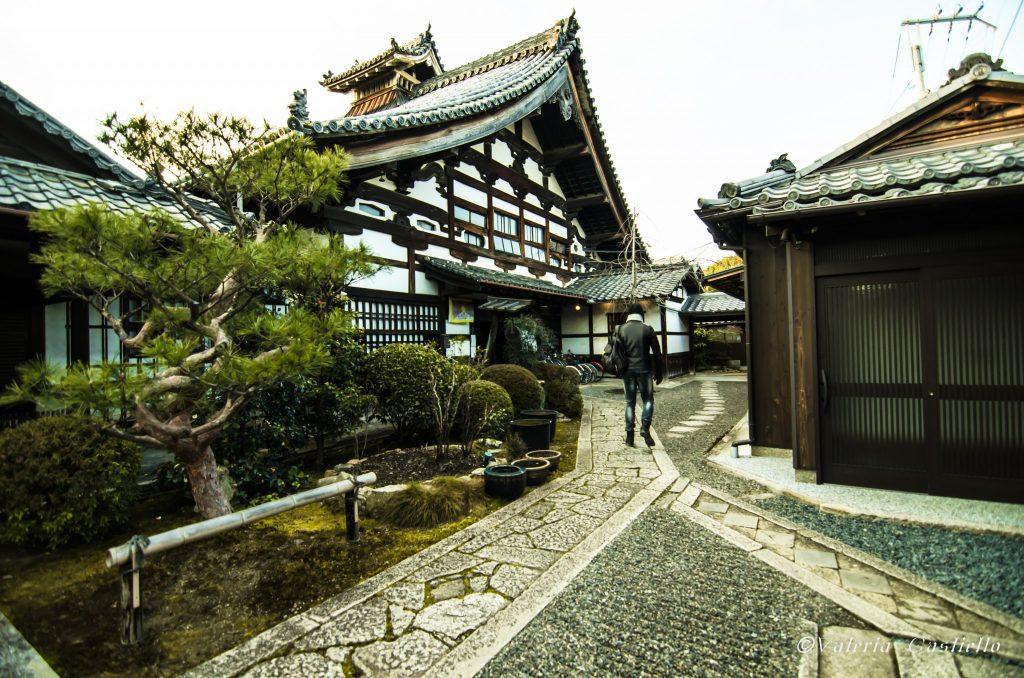 Shunkoinn Mae, Kyoto