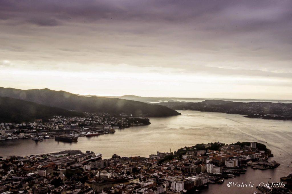 Bergen dall'alto- Cosa vedere a Bergen e dintorni: idee insolite e non