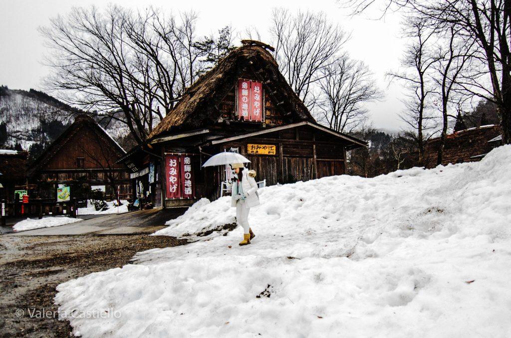 Giappone low cost_Shirakawago in inverno
