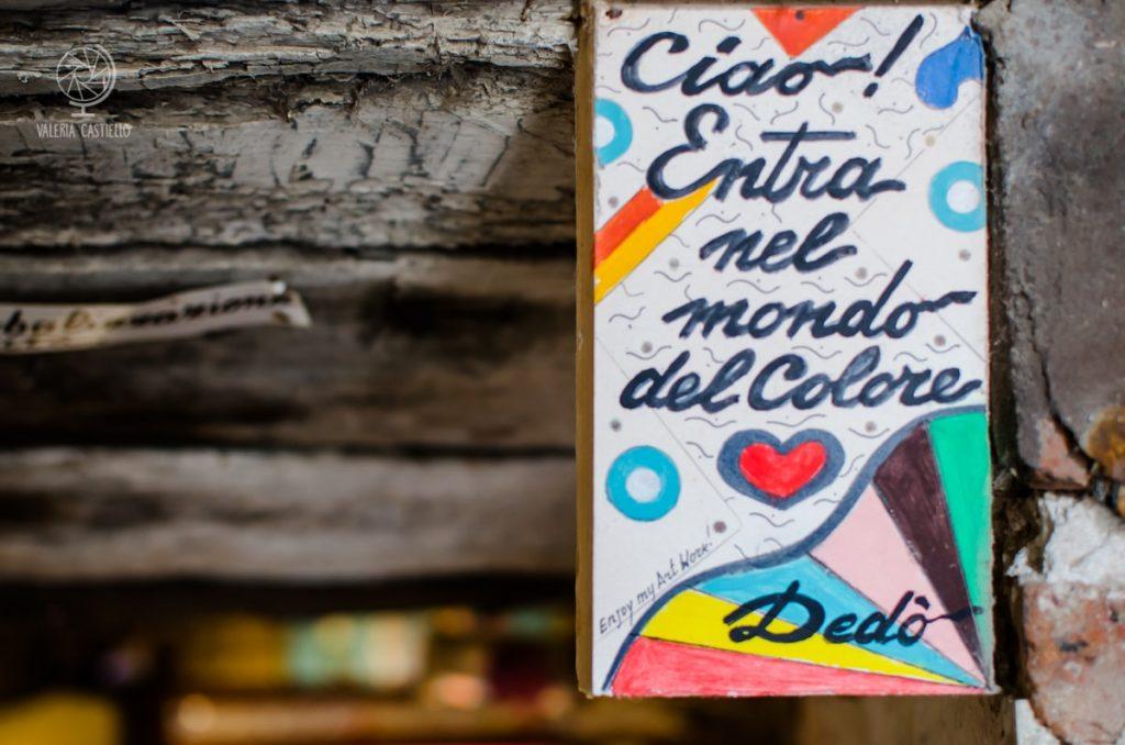 Benvenuti nella bottega artistica di Dodo! - Capalbio (GR)