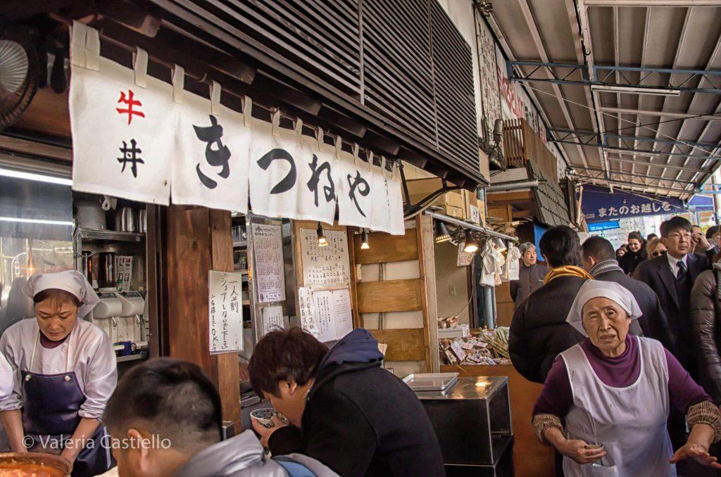 Kitsuneya_Giappone low cost_Tsukiji-1