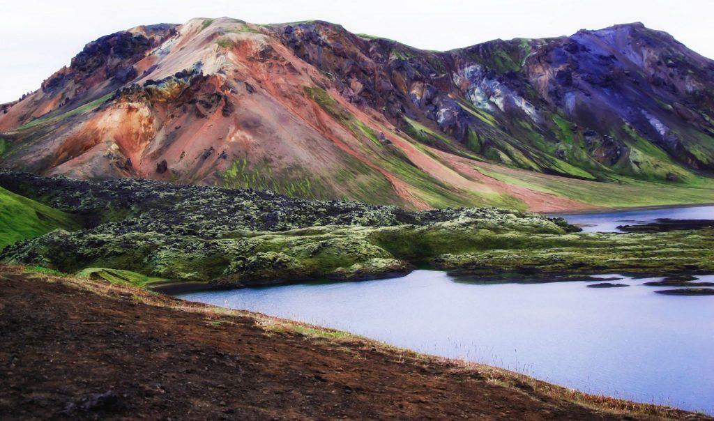 Landmannalaugar, Islanda