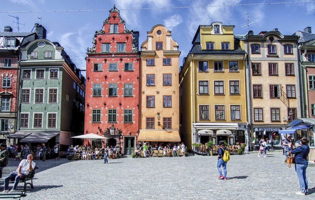 Stoccolma low cost - Stortorget, l'immagine più iconica ed inflazionata di Stoccolma