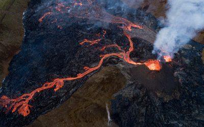 Nuovo vulcano in Islanda: eruzione 2021 a Fagradalsfjall, il Regno di Mordor