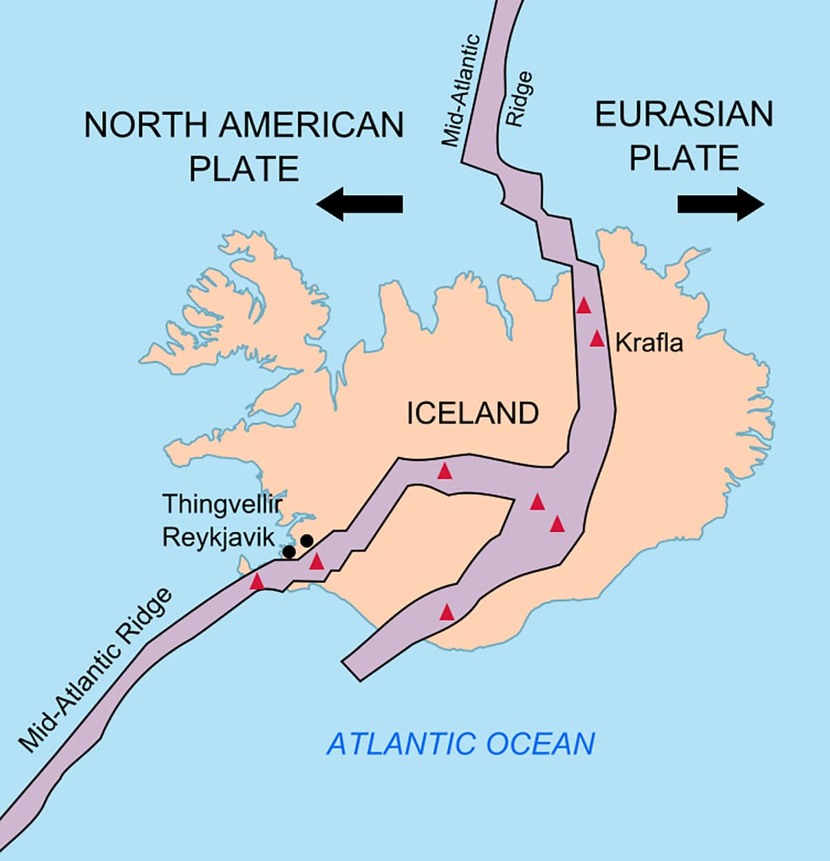 dorsale medio-atlantica_Vulcani_Islanda_terremoti