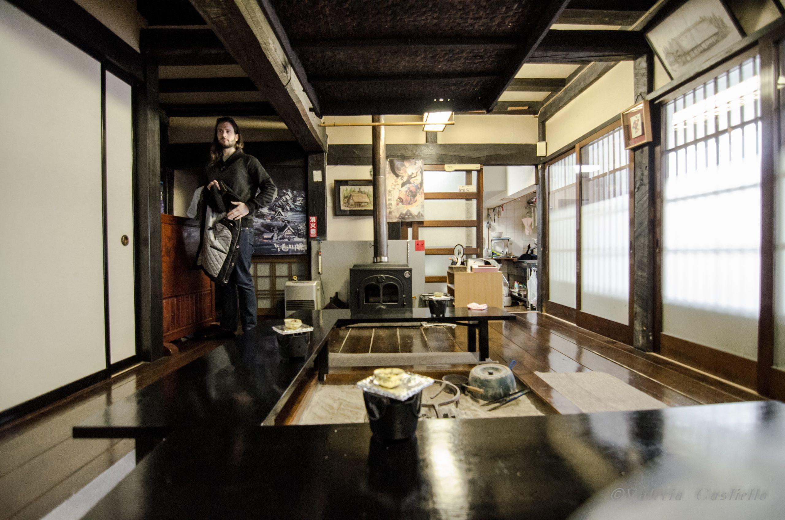 Giappone tra febbraio e marzo - Shirakawa-go