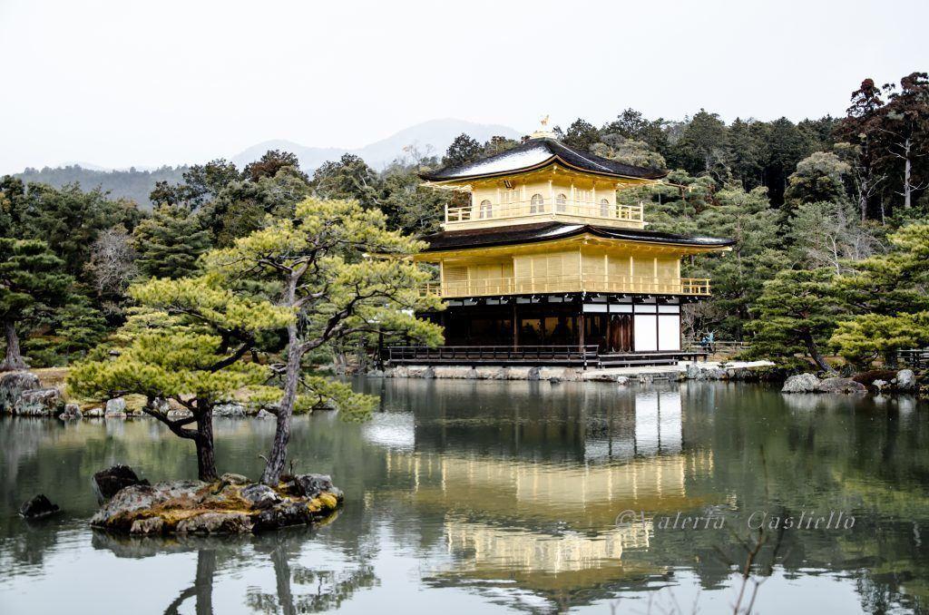Kyoto low cost - Kinkaku-ji, il tempio d'oro
