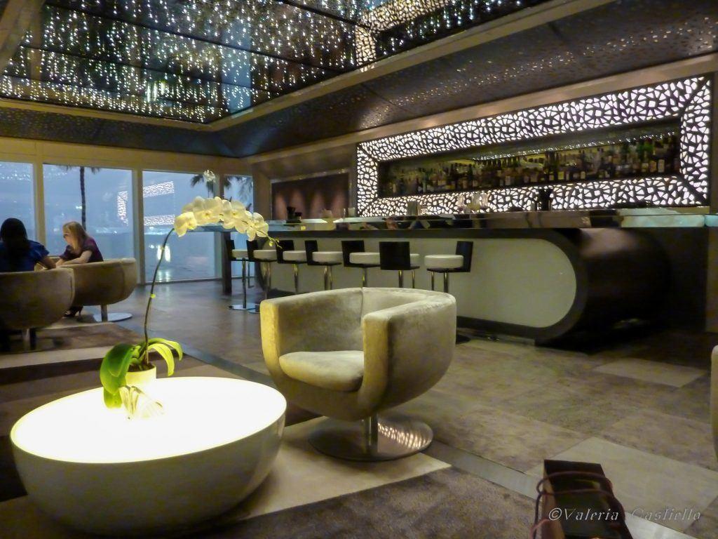 """Ristorante asiatico de""""La Vela"""" di Dubai - Hotel insoliti"""