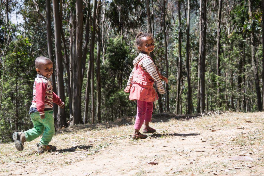 Etiopia, Entoto Mountain