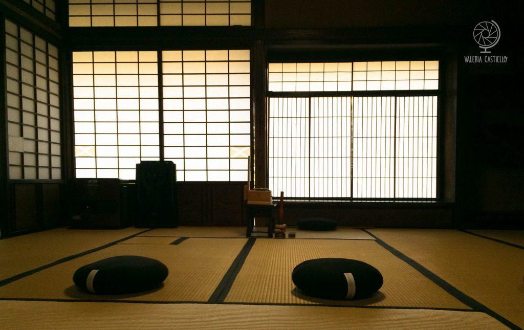 Templi buddisti a Kyoto: Shunkoin, sala per la meditazione