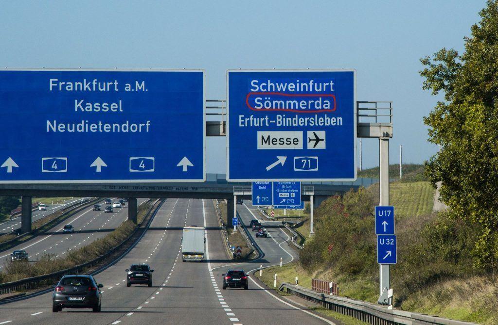 Come muoversi in Turingia, Germania Centrale- ridenti città tedesche