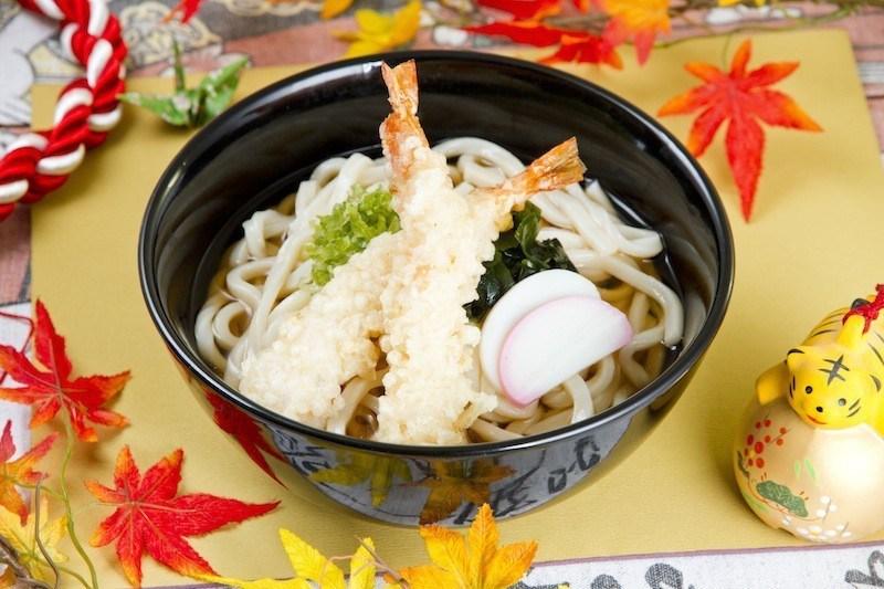 Cultura giapponese a Roma - Non solo Sushi & Sashimi: Tempura Udon - © Sushisen.it