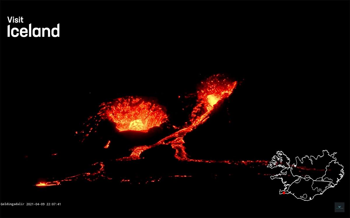 Vulcano Islanda_Eruzione_2021