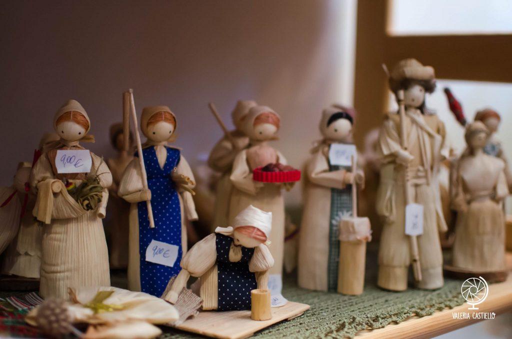 Souvenir da Bratislava: bambole di granoturco legate alla tradizione contadina - 10 curiosità su Bratislava e sulla Slovacchia