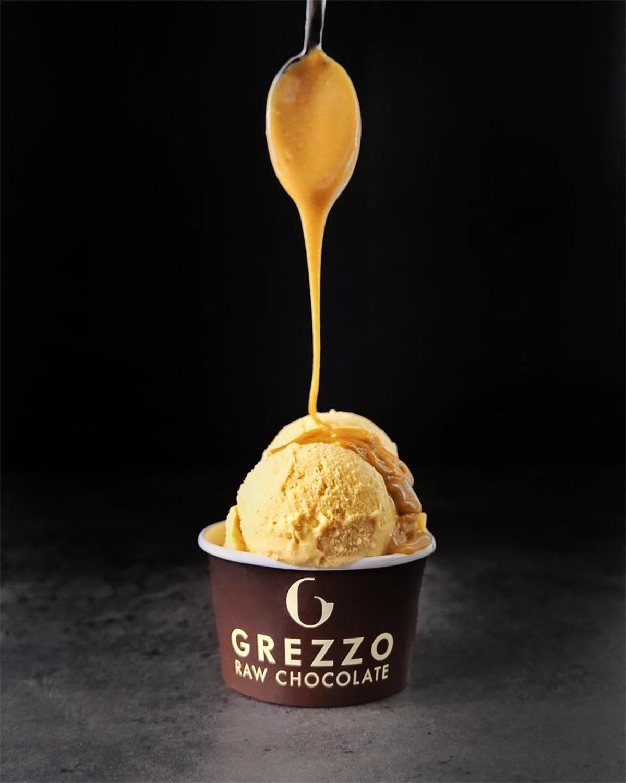 Miglior gelateria roma_gluten free_vegan_Grezzo