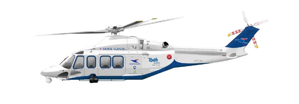 viaggio Isole Fær Øer_voli elicottero_Atlantic Airways