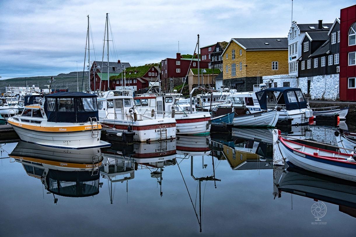 Tórshavn_porto_faroe islands