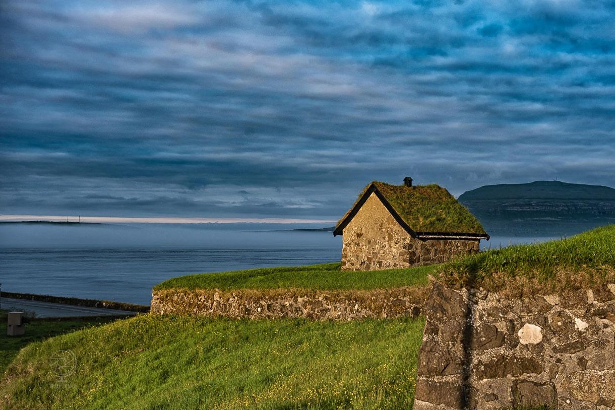 Torshavn_capitale_isole far oer_Skansin