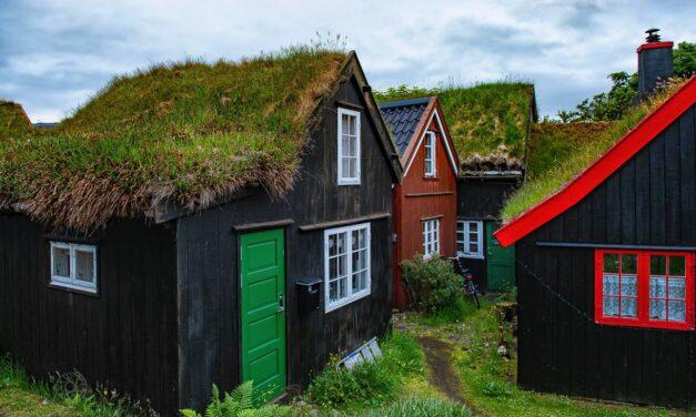 Tórshavn, capitale delle Isole Fær Øer: guida turistica